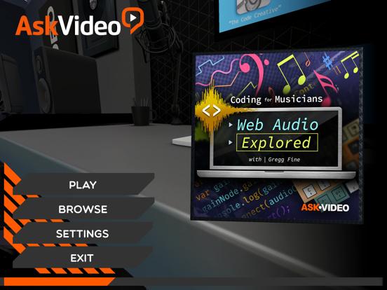 Web Audio Explore Course screenshot 5