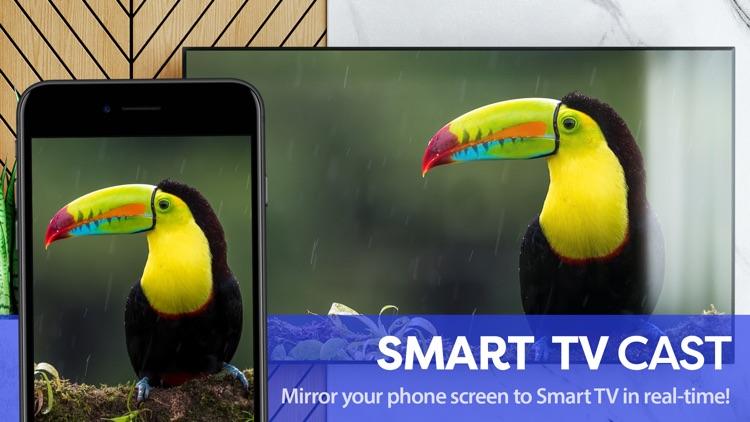 Smart TV Cast - Screen Mirror screenshot-6