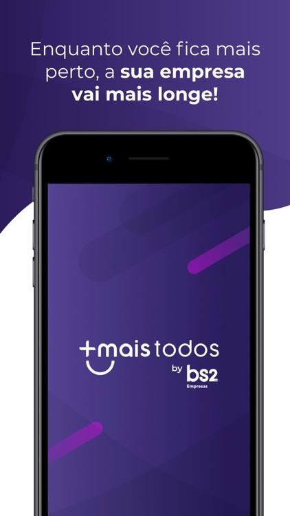 Mais Todos Empresas by BS2 screenshot-5