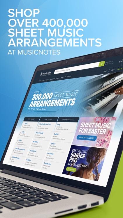 Musicnotes - Sheet Music