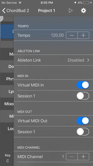 ChordBud 2 AUv3 MIDI Sequencerのおすすめ画像6