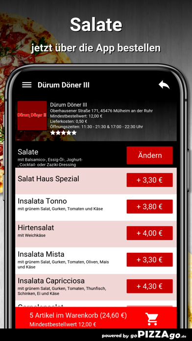 Dürum Döner III Mülheim screenshot 5