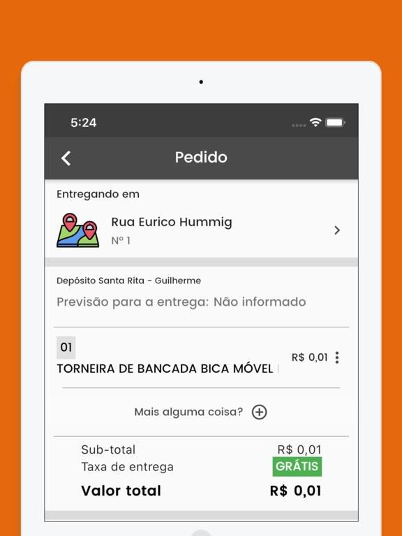 Depósito Santa Rita screenshot 5