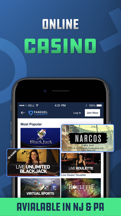 Fanduel Casino Android