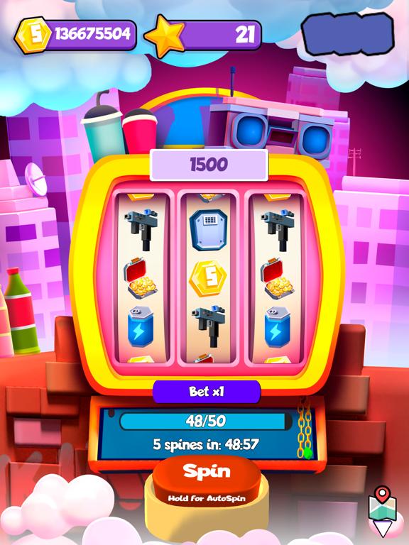 Spin Boss: Coin Collector screenshot 11