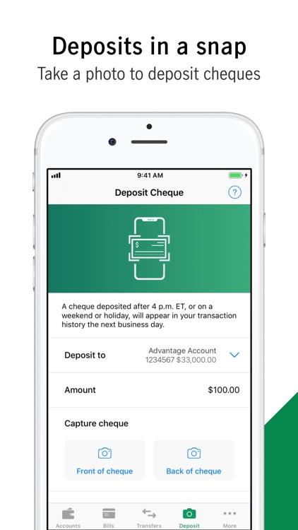 Manulife Bank Mobile screenshot-6