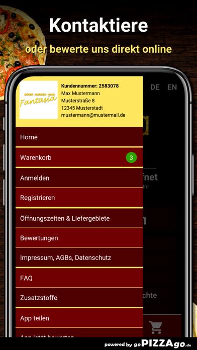 Fantasia Kebap-Haus Gotha screenshot 3