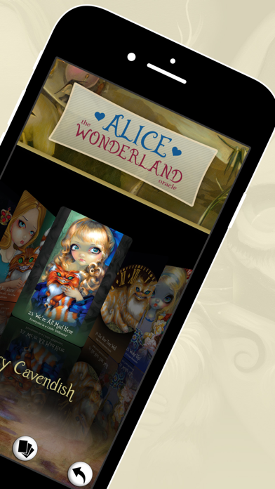 Screen Shot Alice: The Wonderland Oracle 2
