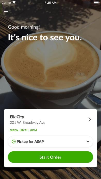 Major Bean Coffee & SandwichScreenshot of 2