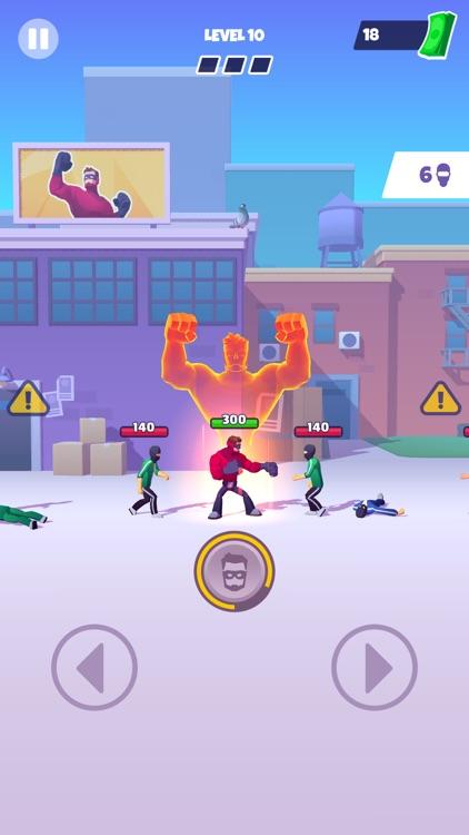 Invincible Hero screenshot-8