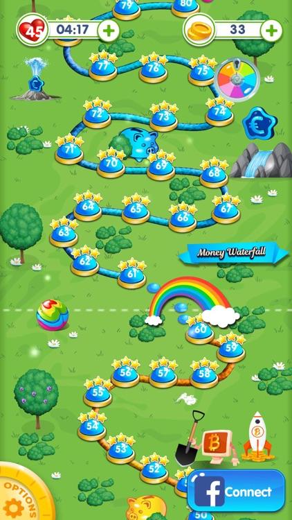 Match 3 Coin Jewel Blast screenshot-3