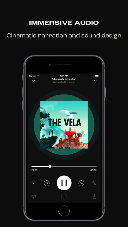 Realm - Podcast App