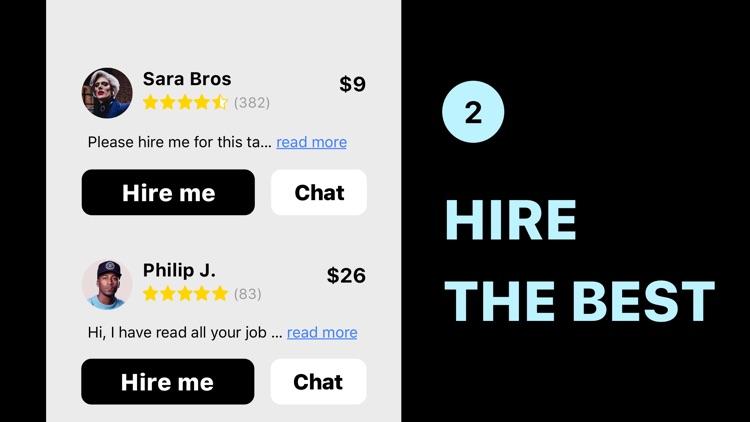 24Task Hire & Find Jobs Online