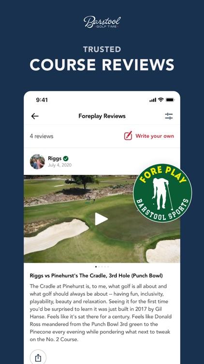 Barstool Golf Time screenshot-4