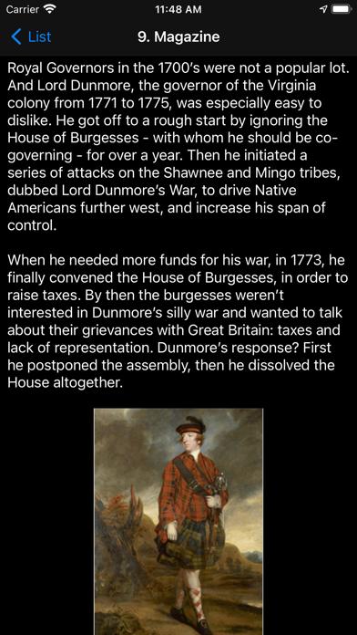 Screen Shot Colonial Williamsburg History 7