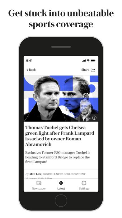 The Telegraph UK: News & Sportのおすすめ画像6