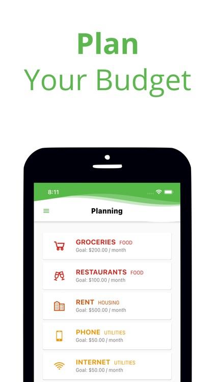 Pocket Budgeter screenshot-3