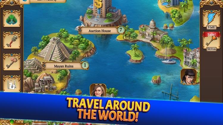 Treasure Match 3 Mystery Games