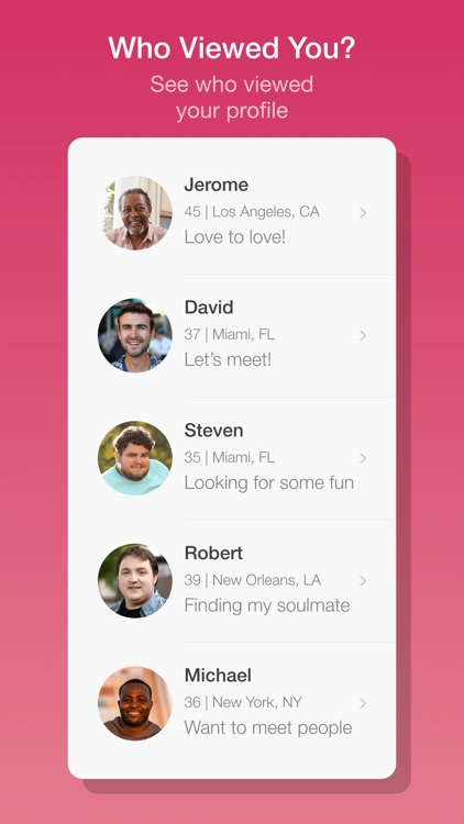 BBW Romance Dating App screenshot-4