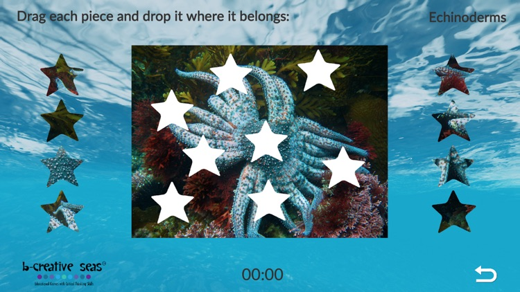 Marine Life Learning screenshot-4