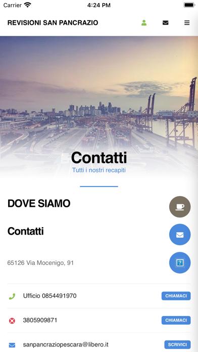 Revisioni San Pancrazio Screenshot