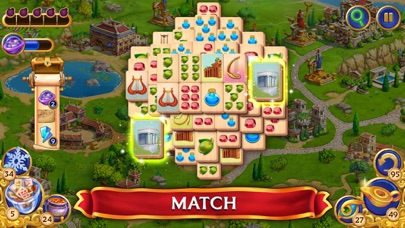 Emperor of Mahjong: Tile Match screenshot 3