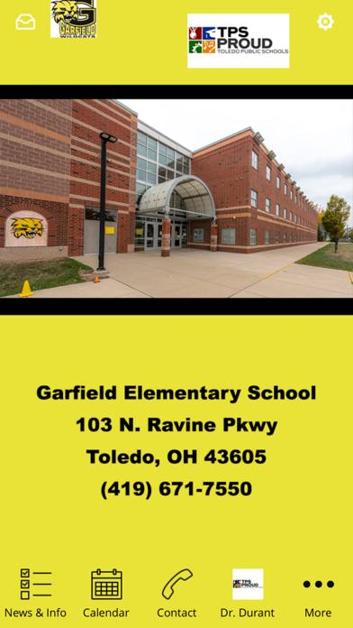 Garfield Elementary TPS screenshot 1