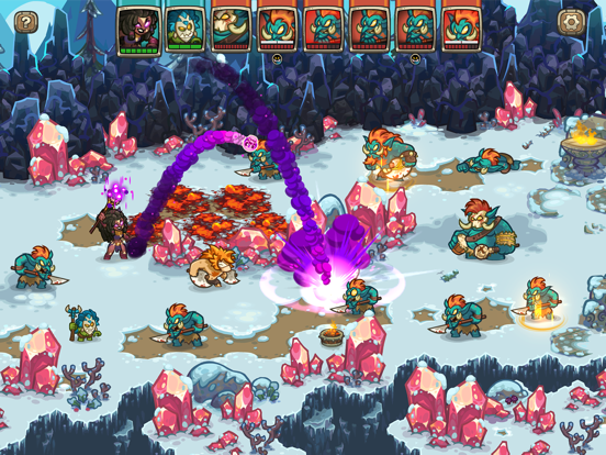 Legends of Kingdom Rush screenshot 11