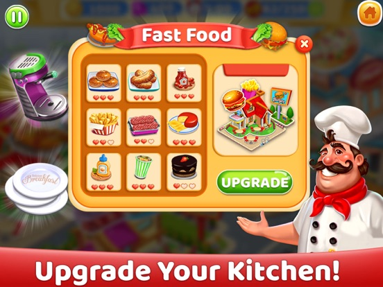 Delicious World Food Cooking screenshot 7