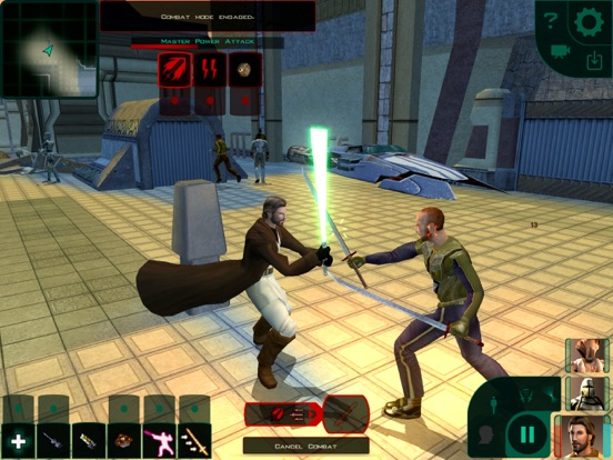 Star Wars™: KOTOR II screenshot 11