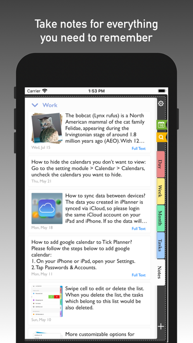 AnyPlan: Time Schedule PlannerScreenshot of 4