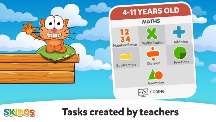Kids Learning Games: 6-9 Years screenshot-5