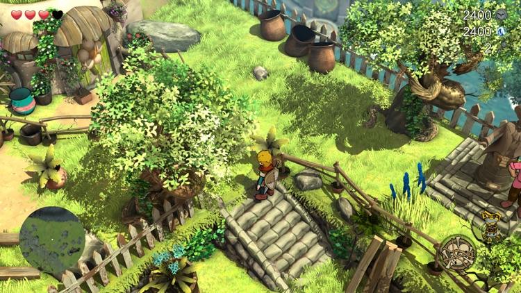 Baldo screenshot-3