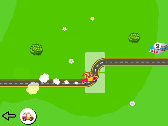 Car games for kids 4 years old screenshot 5