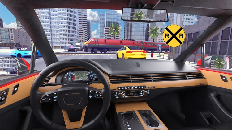 City Car Driving School 2018 screenshot-5