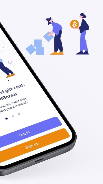 CardBazaar - Gift Card Savings