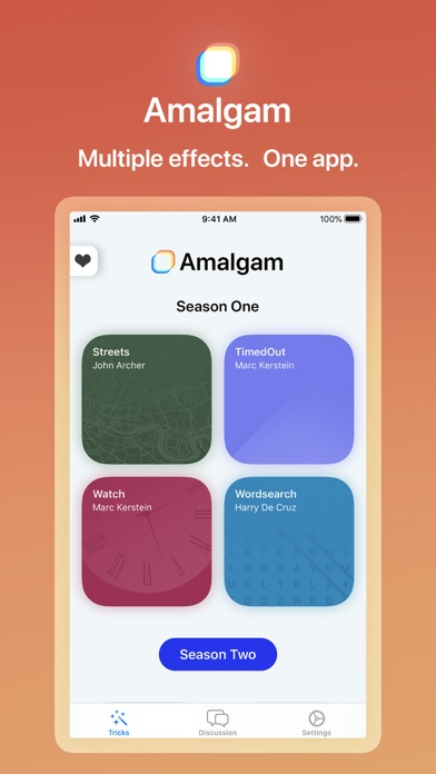 Amalgam by Marc Kersteinのおすすめ画像1