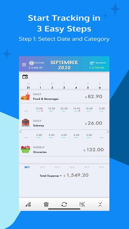 EQLYZR - Daily Expense Tracker