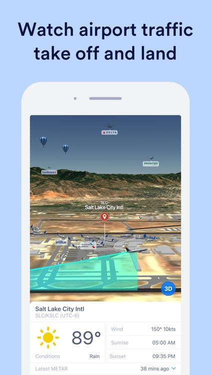 Plane Finder ⁃ Flight Tracker screenshot-6