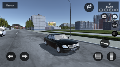 RussianCar: Simulator screenshot 8
