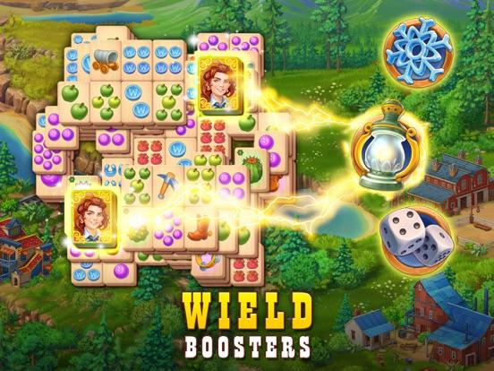 Sheriff of Mahjong: Tile Match screenshot 10