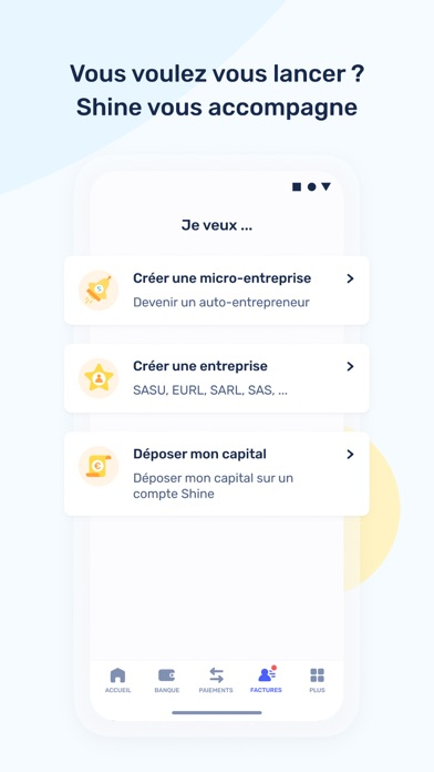 messages.download Shine - Compte pro en ligne software