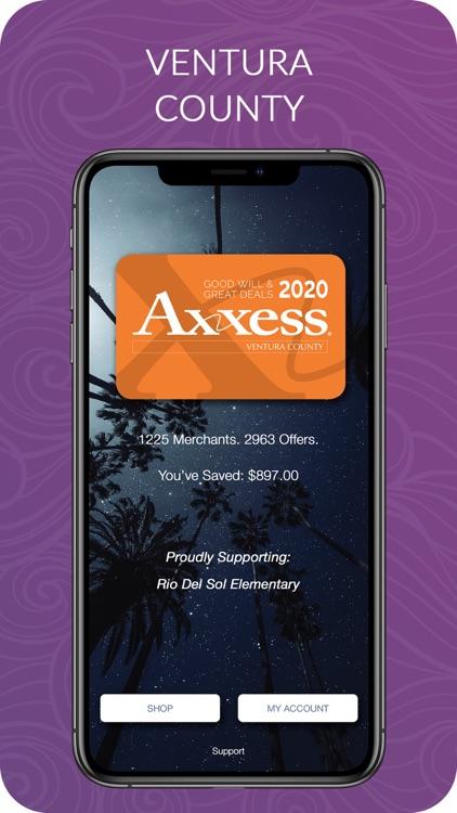 Axxess Card App