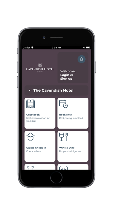Devonshire Hotels screenshot 2