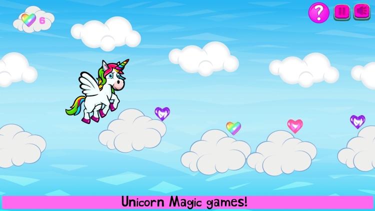 Unicorn Game Magical Princess