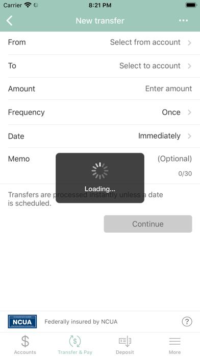 Finger Lakes FCU MobileScreenshot of 5