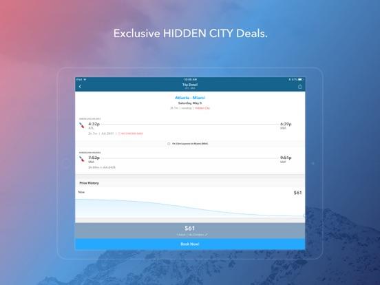 Skiplagged — Actually Cheap Flights screenshot