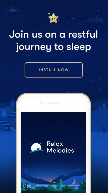 Relax Melodies: Sleep Sounds screenshot-9