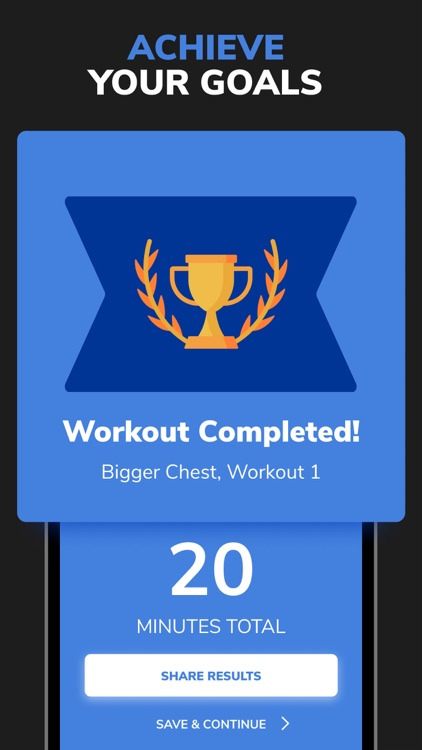 Workouts For Men: Gym & Home screenshot-5