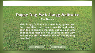 点击获取Puppy Dog Mah Jongg Solitaire